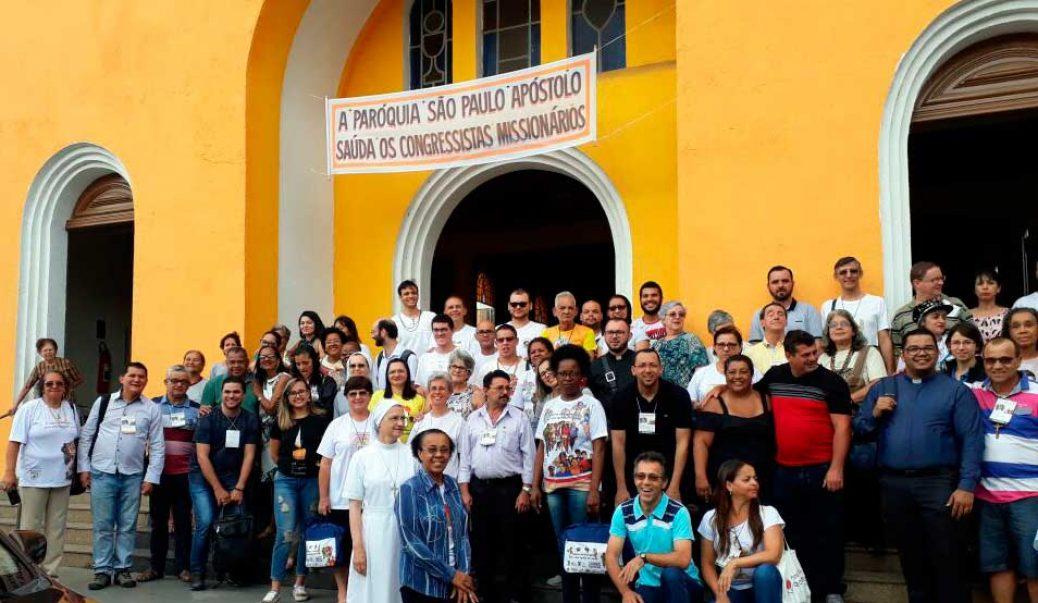 4º Congresso Missionario Nazionale in Brasile