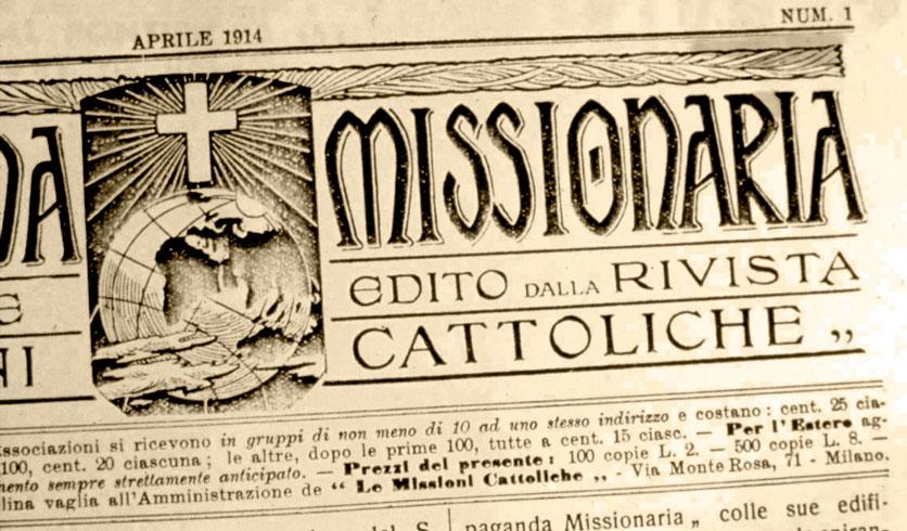 propaganda missionaria