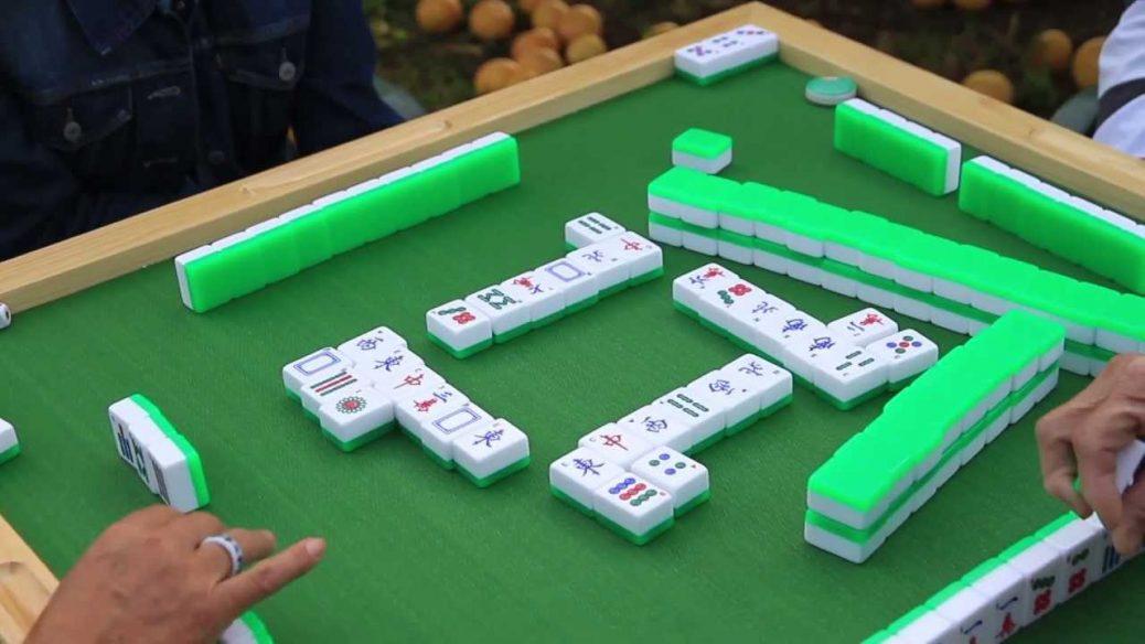 mahjong - hong kong