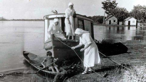 Barreirinha negli anni 70