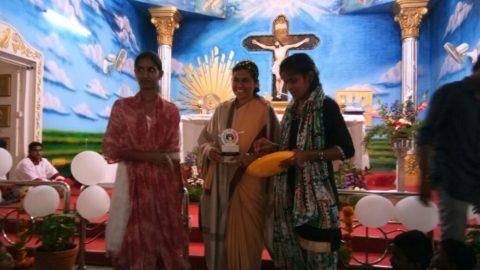 Il Festival dei Giovani a Tadipatri, India!
