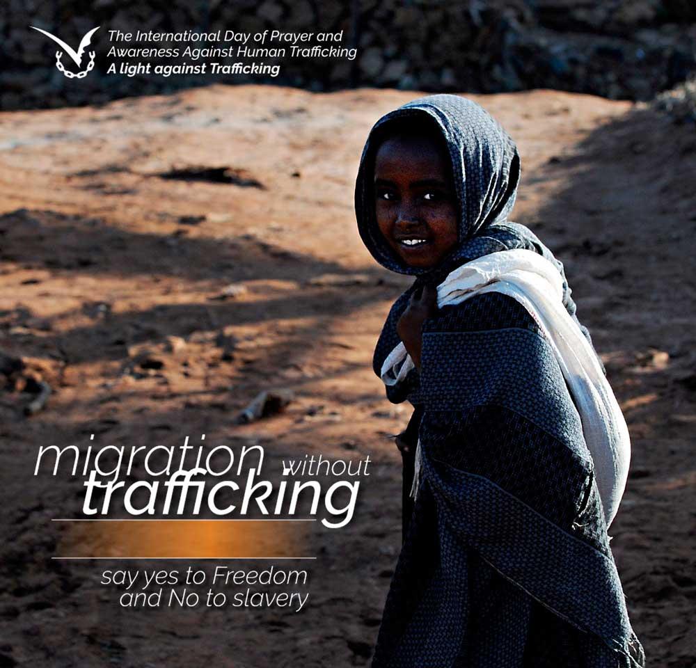 International Day of Prayer against the Trafficking