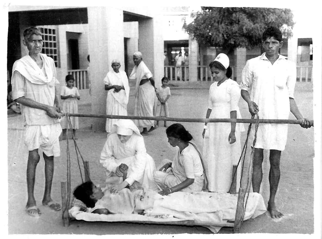 Bhimavaram, India 1965