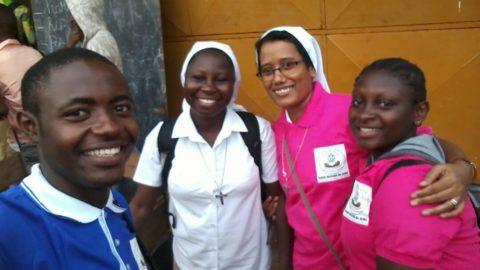 JDJ Giornata Diocesana dei Giovani a Yoaundè