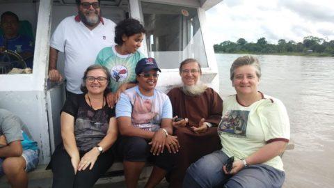 Destinazione: Diocesi di Alto Solimões