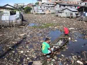 Inquinamento a Manaus