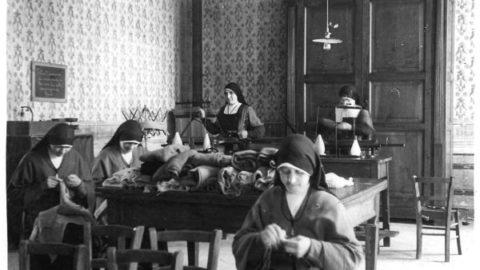 Vita quotidiana a Monza 1945