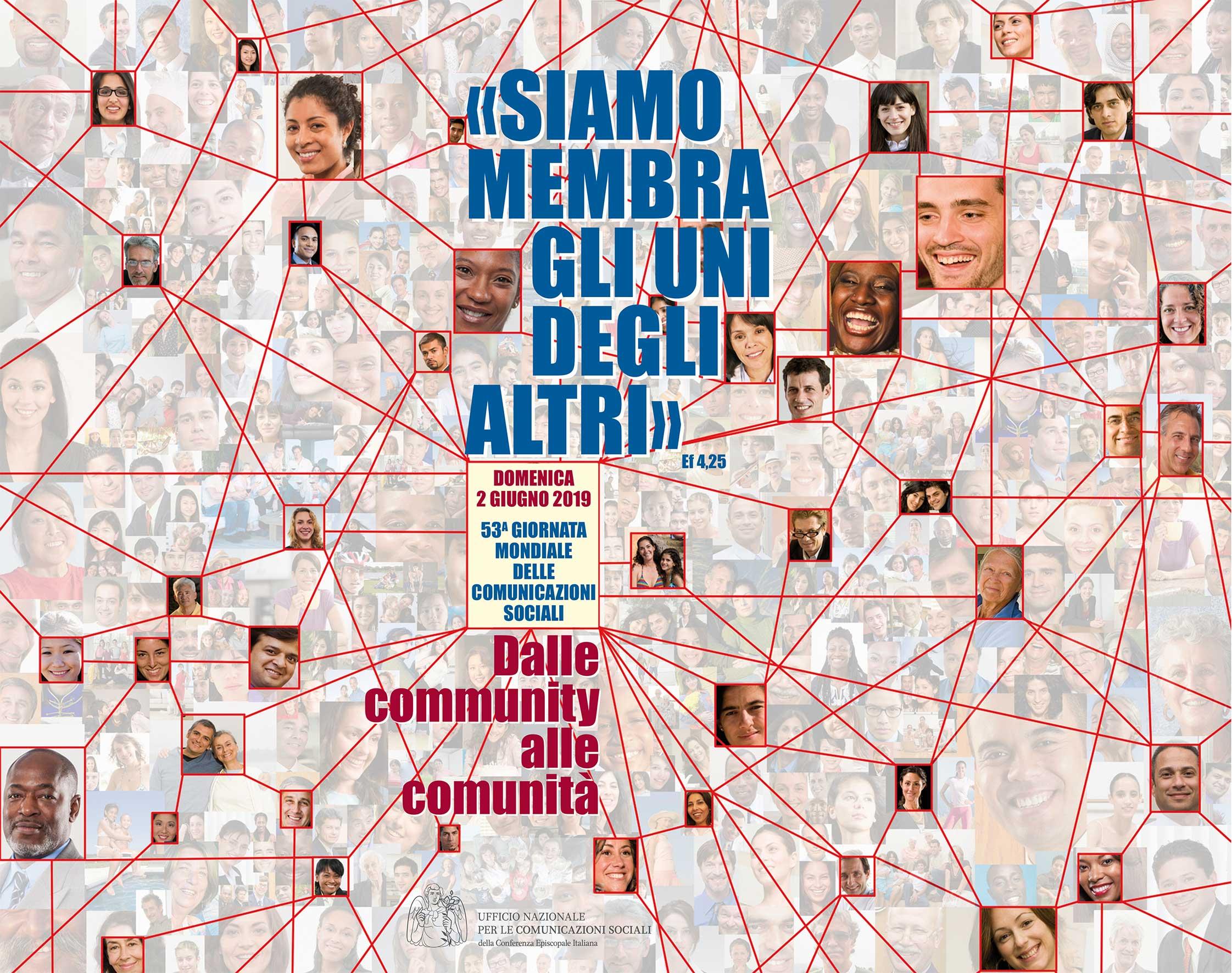 53ma Giornata Mondiale delle Comunicazioni sociali