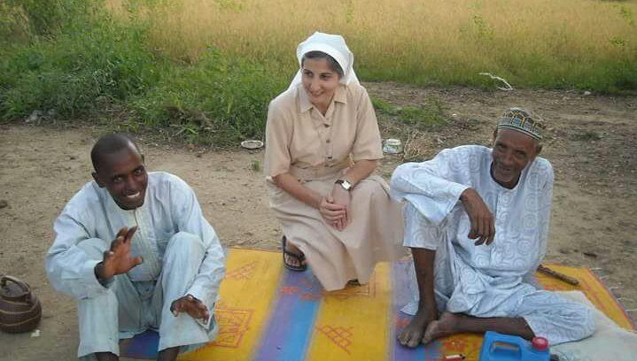 sr. Lucia in Camerun