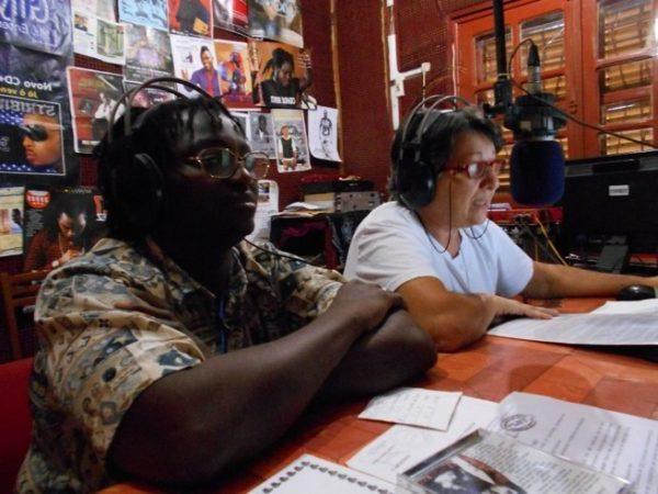 sr. Alessandra Bonfanti Radio Sol Mansi
