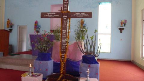 Camminando con la Croce