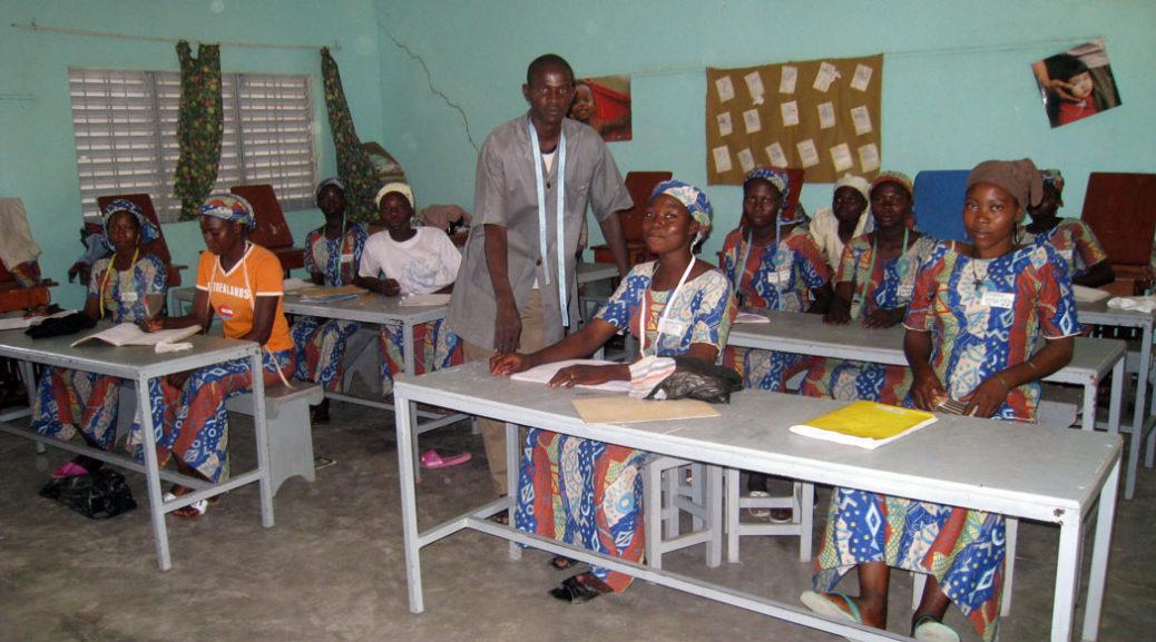 centro di formazione femminile Djalingo