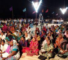 Ecumenical prayer in Vijayawada