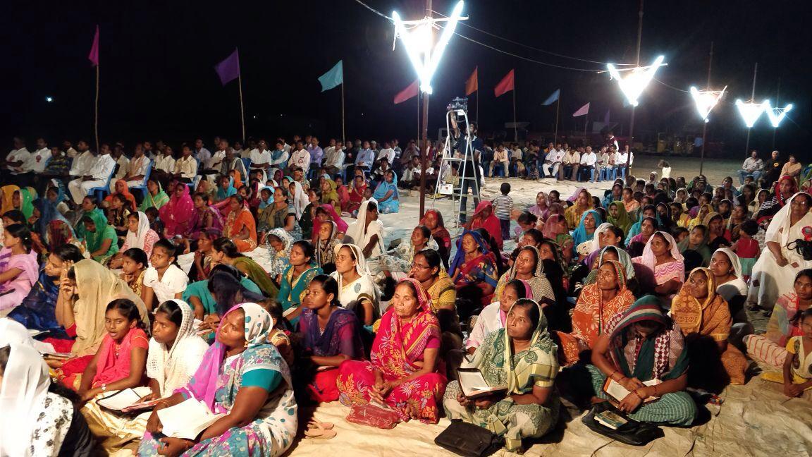 Passi di ecumenismo a Vijayawada