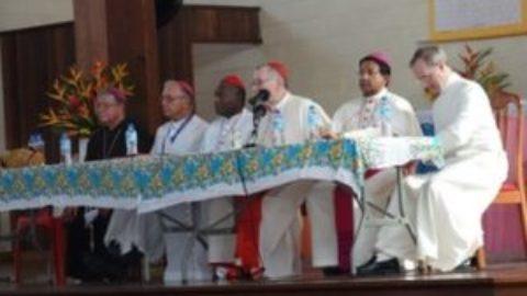 Assemblea dei Vescovi dell'Oceania, Port Moresby, PNG