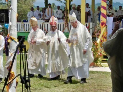 Un nuovo Vescovo per la Diocesi di Vanimo