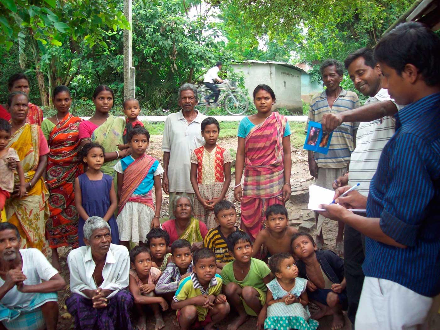Sostieni il lebbrosario di Mehendipara