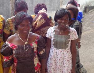 Il matrimonio in Camerun