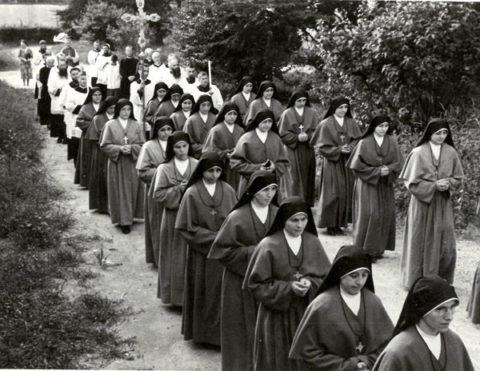 1948: La prima partenza delle Missionarie dell'Immacolata