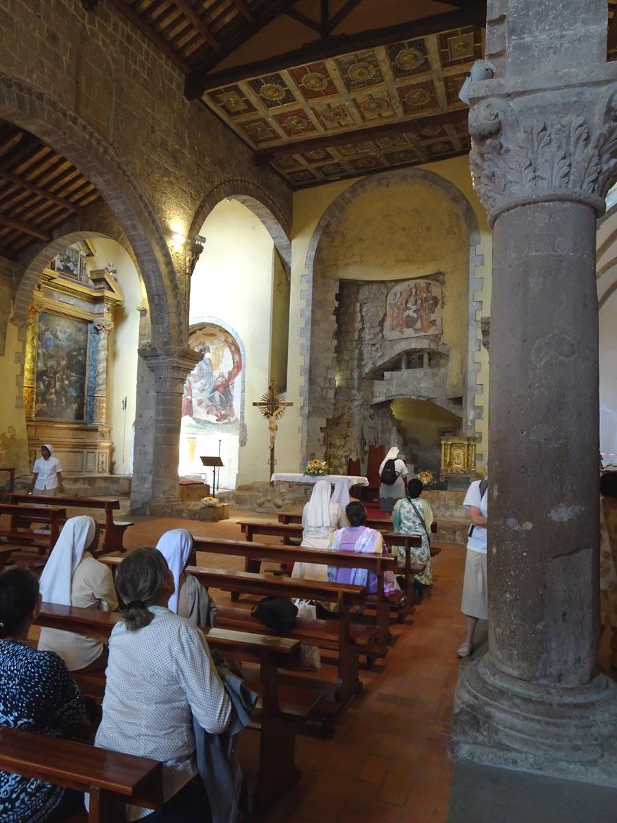 16 de setembro 2018 – Tuscania (VT)