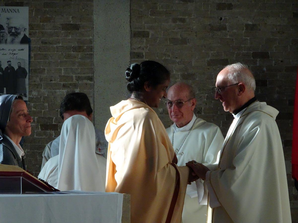 Celebração eucarística XI Capítulo Geral
