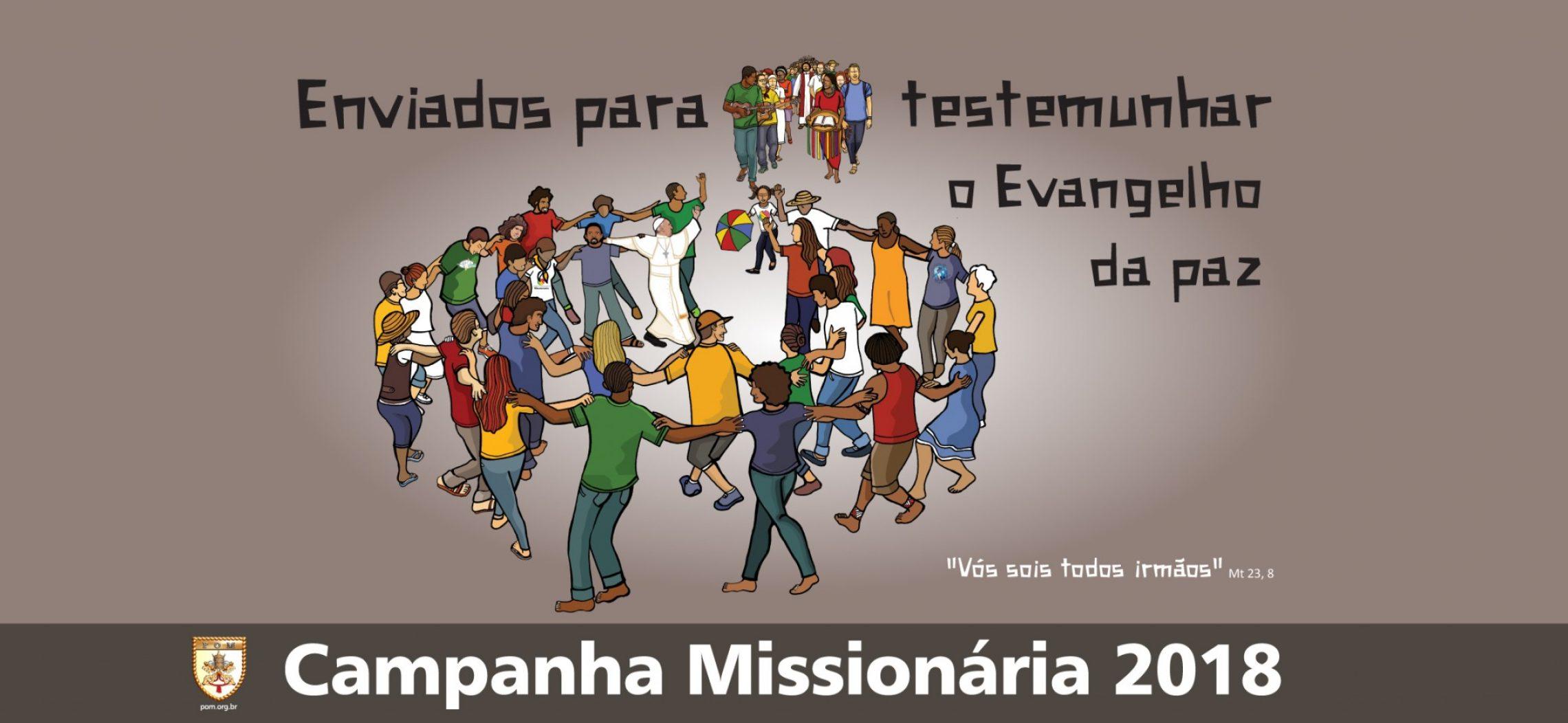 Outubro missionário 2018