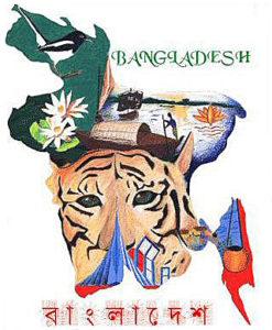 bangladesh disegno