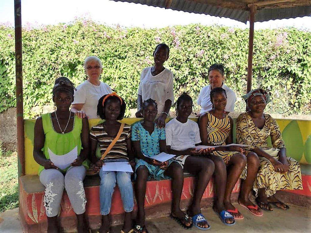Guinea Bissau - Ir. Eliane