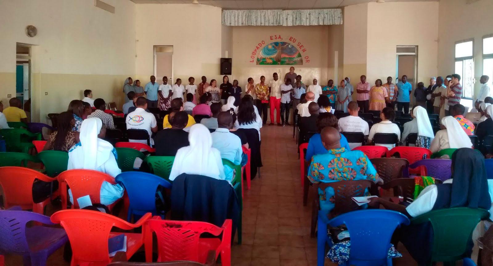 Guiné Bissau e Mês Missionário Extraordinário