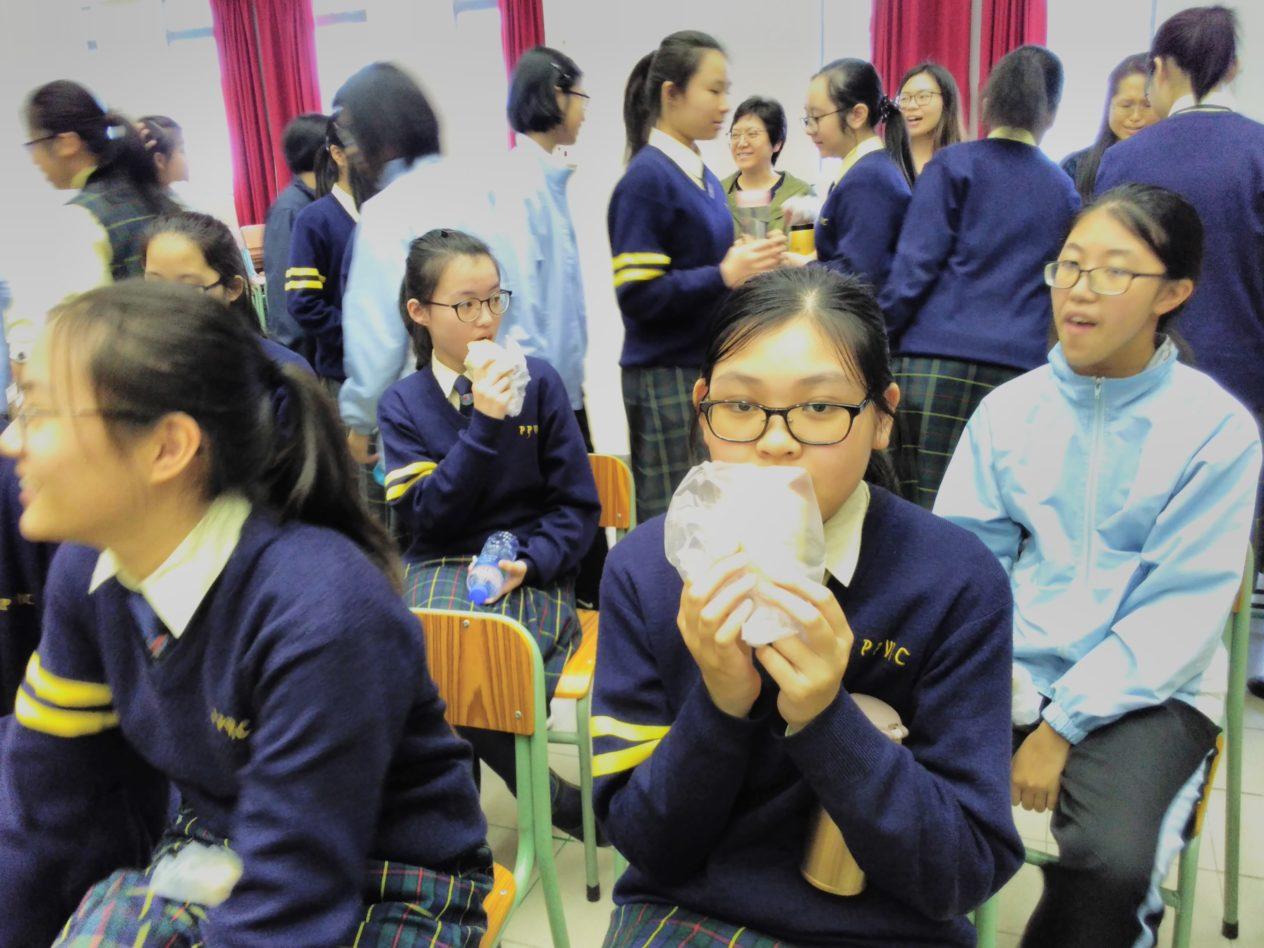 Religious week: cena dei popoli