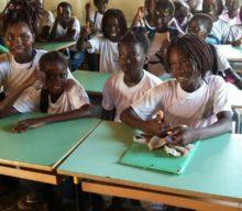 Guinea Bissau: lavorare per il bene delle bambine