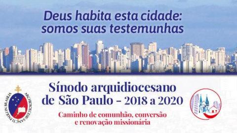 Sinodo a San Paolo: verso la conversione pastorale