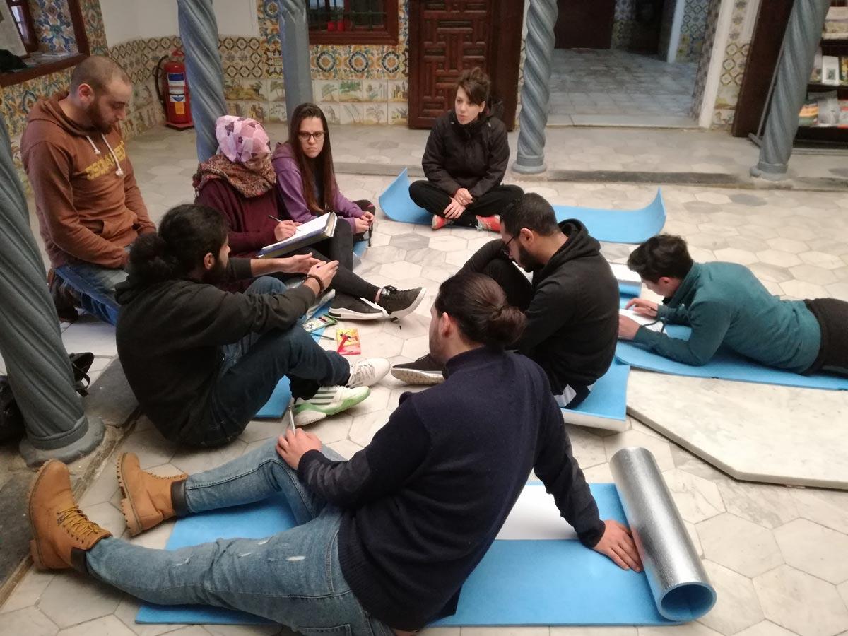 in Missione in Nord Africa…perchè?