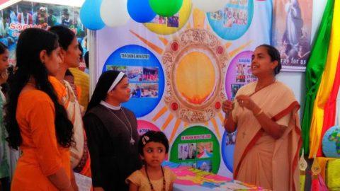 3° Congresso Missionario a Nedumbassery, India