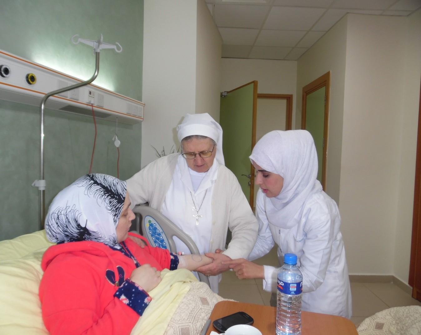 Una presenza cristiana in Giordania…