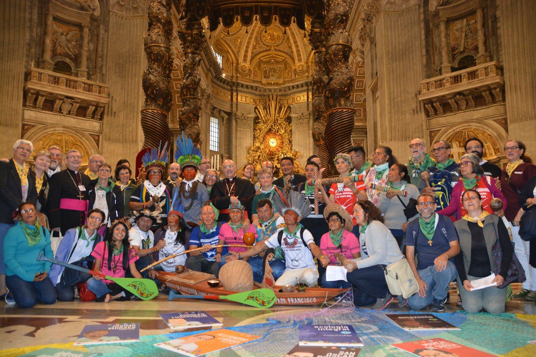 Sinodo dell'Amazzonia: nuovi cammini per la Chiesa e per una ecologia integrale
