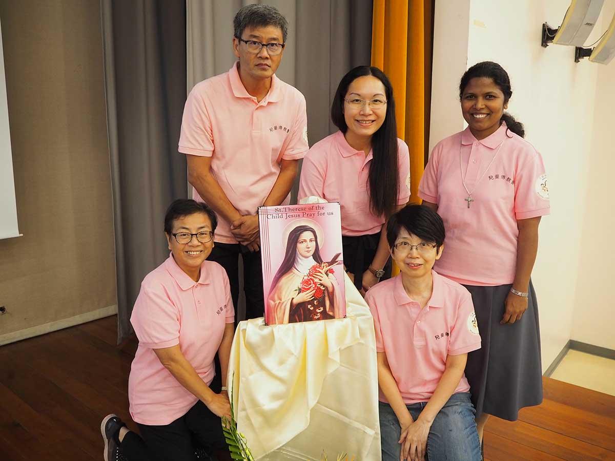 Infanzia Missionaria ad Hong Kong