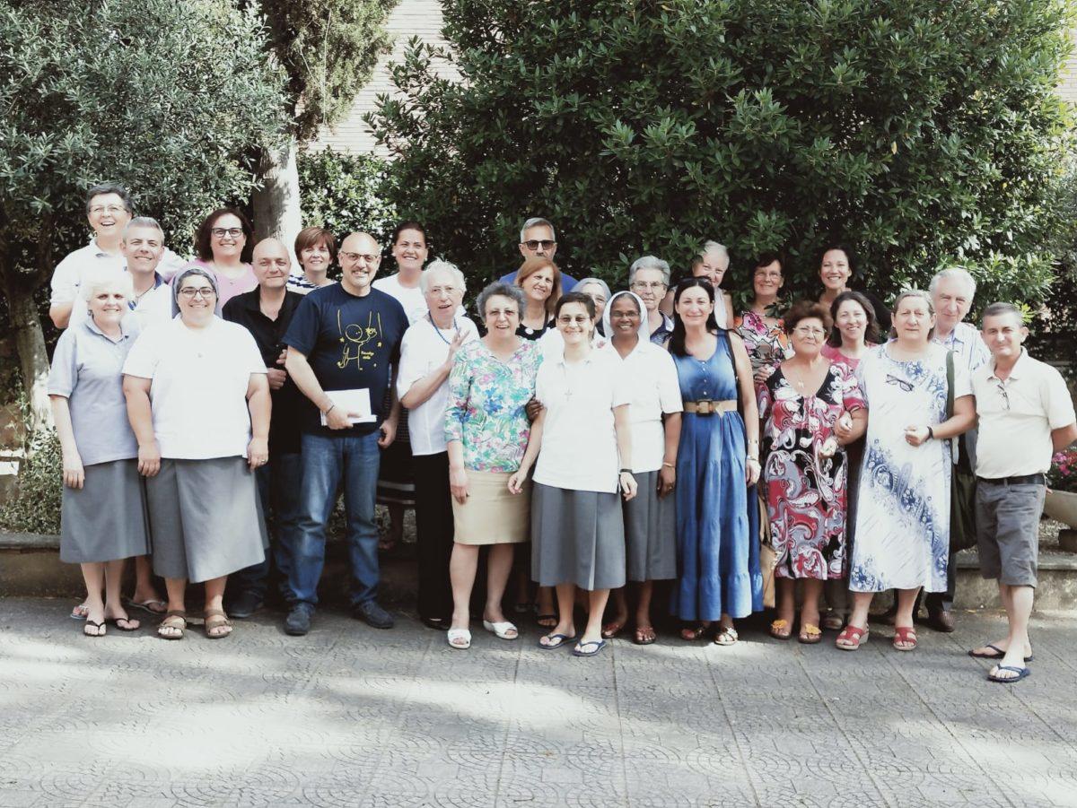 Comunità Laici MDI: una famiglia nella famiglia!