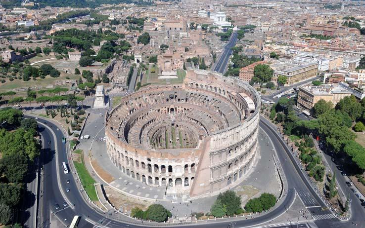 Coronavirus seen from Rome
