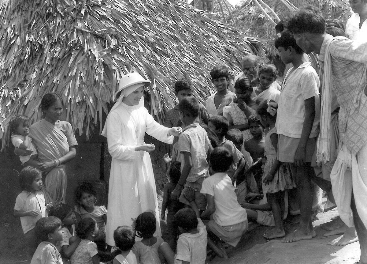 India, Bhimavaram 1969