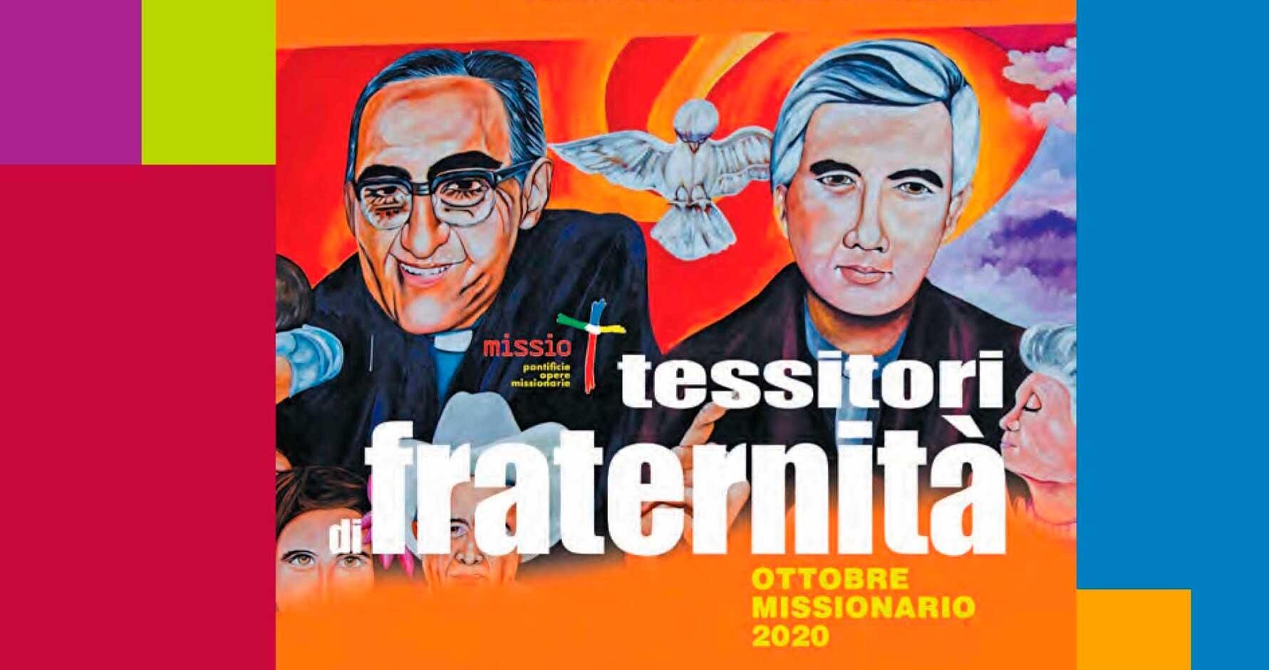 Ottobre missionario 2020