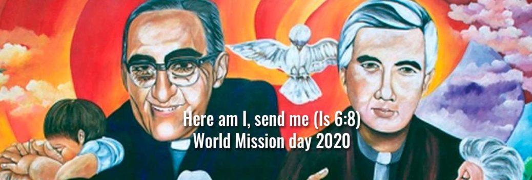world mission day 2020