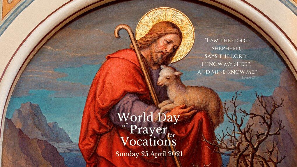 58ª World Day of Prayer for Vocations