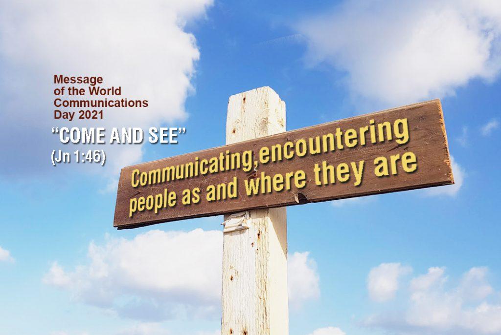 55º World Communications Day