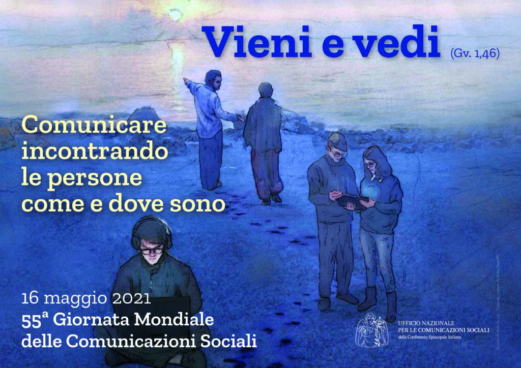 55º giornata mondiale delle comunicazioni sociali