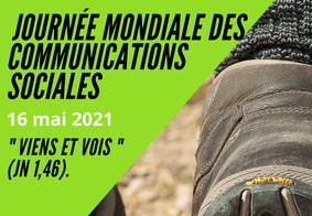 55º Journée mondiale des Communications sociales